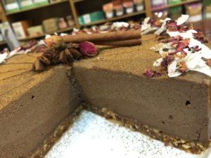 vegan cake in Agnes Water