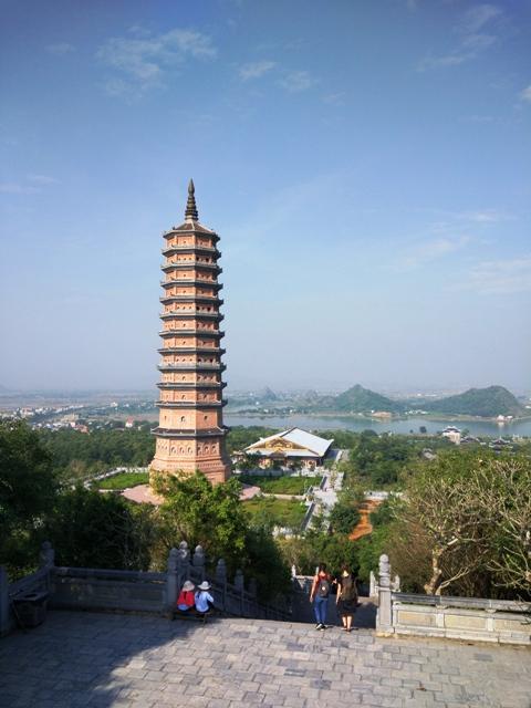 Bai Dinh Pagoda, Vietnam