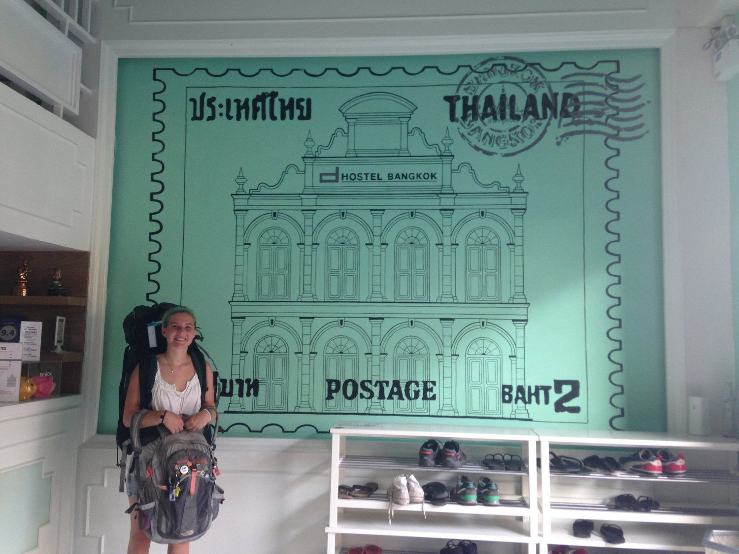 Hostel in Bangkok
