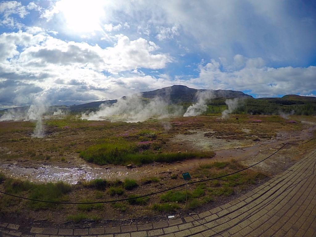 Geysir, Arnessysla, Iceland