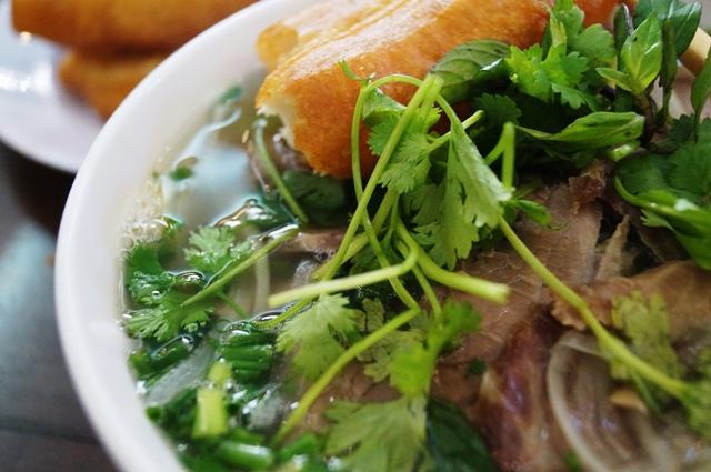 Local Food Hanoi Vietnam