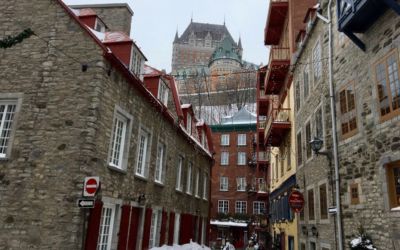 First Things First — Montreal to Quebec