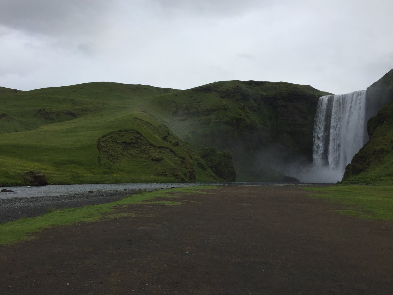 Skagofoss Iceland