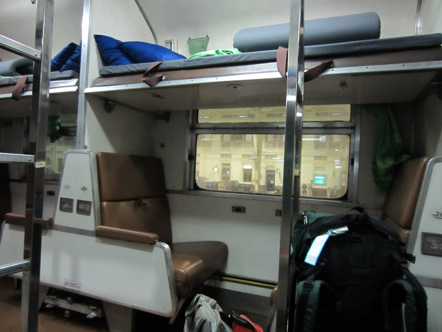sleeper train Southeast Asia