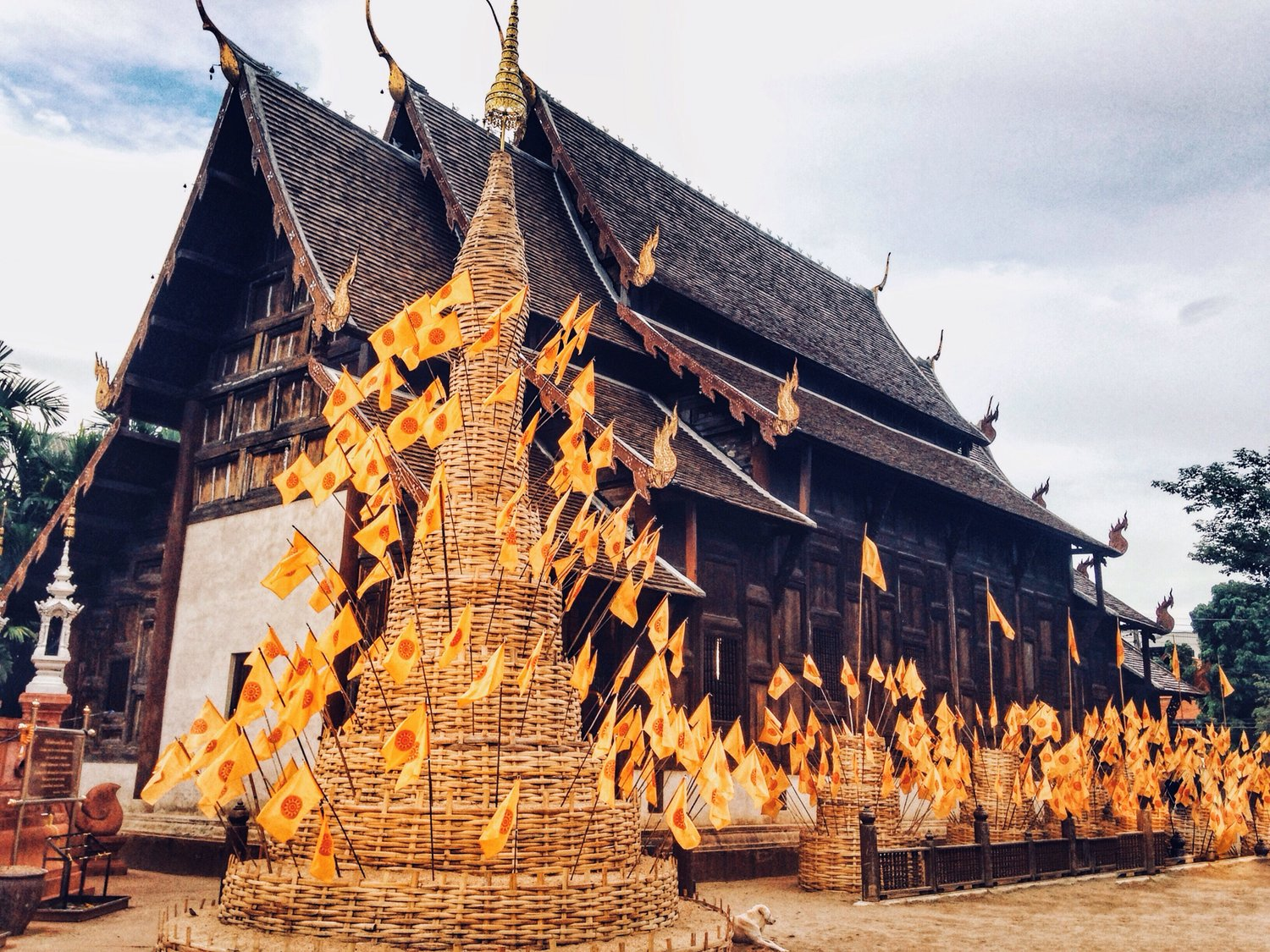 temple in Southeast Asia