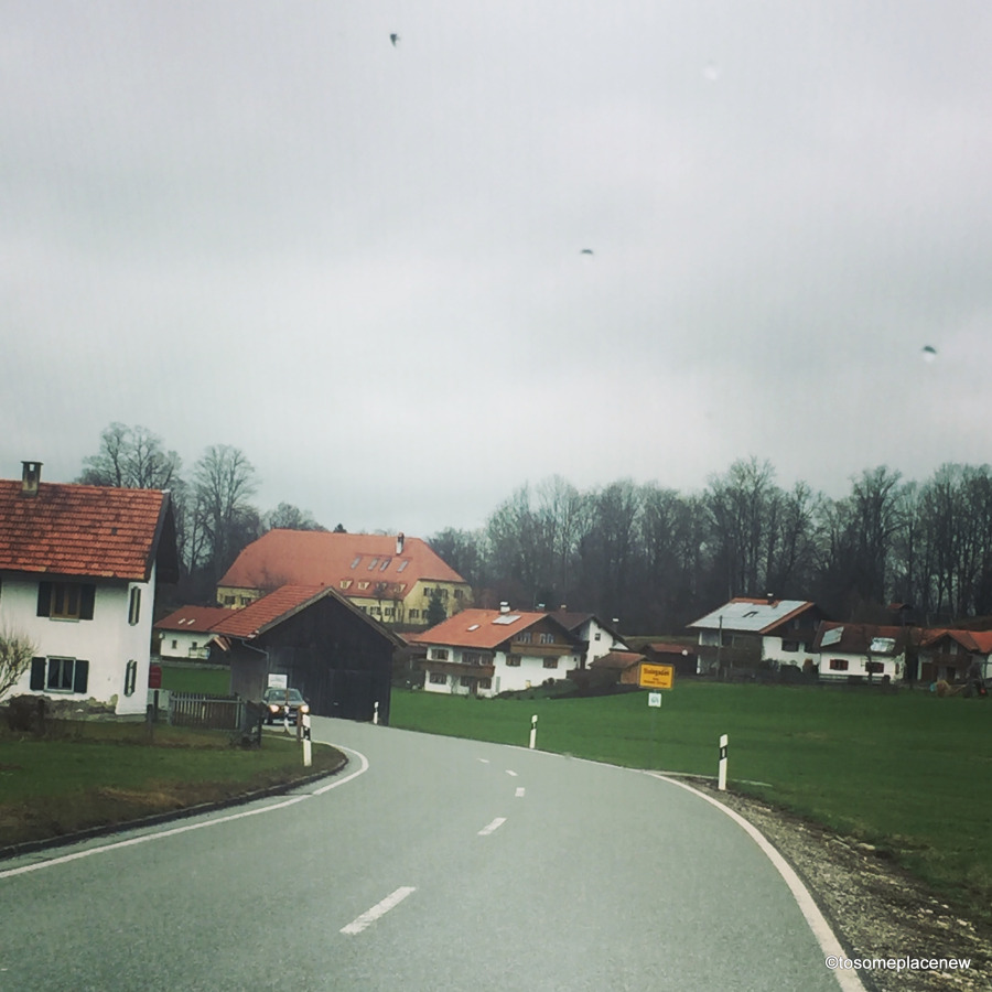 German villages