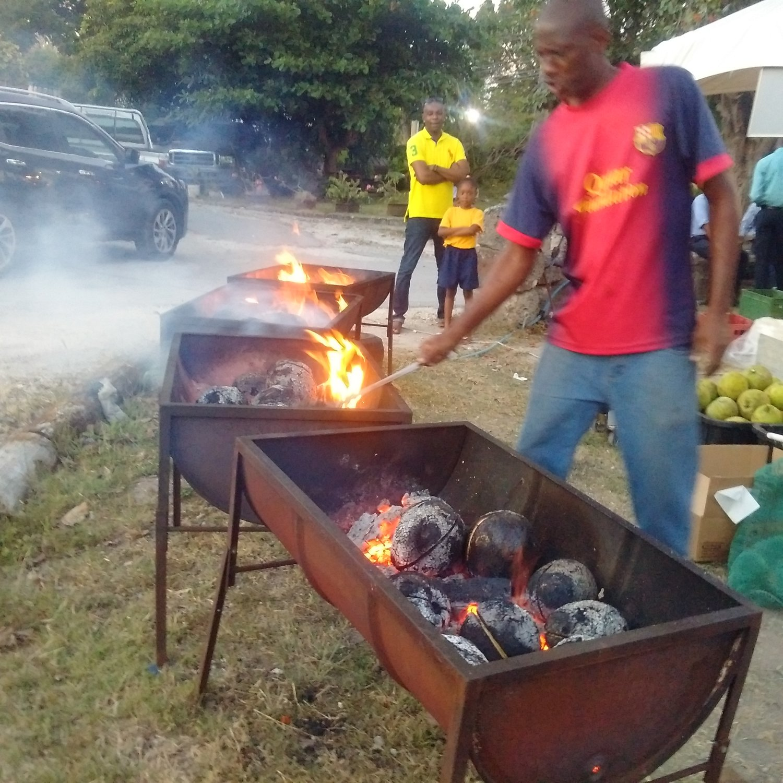 BBQ Barbados