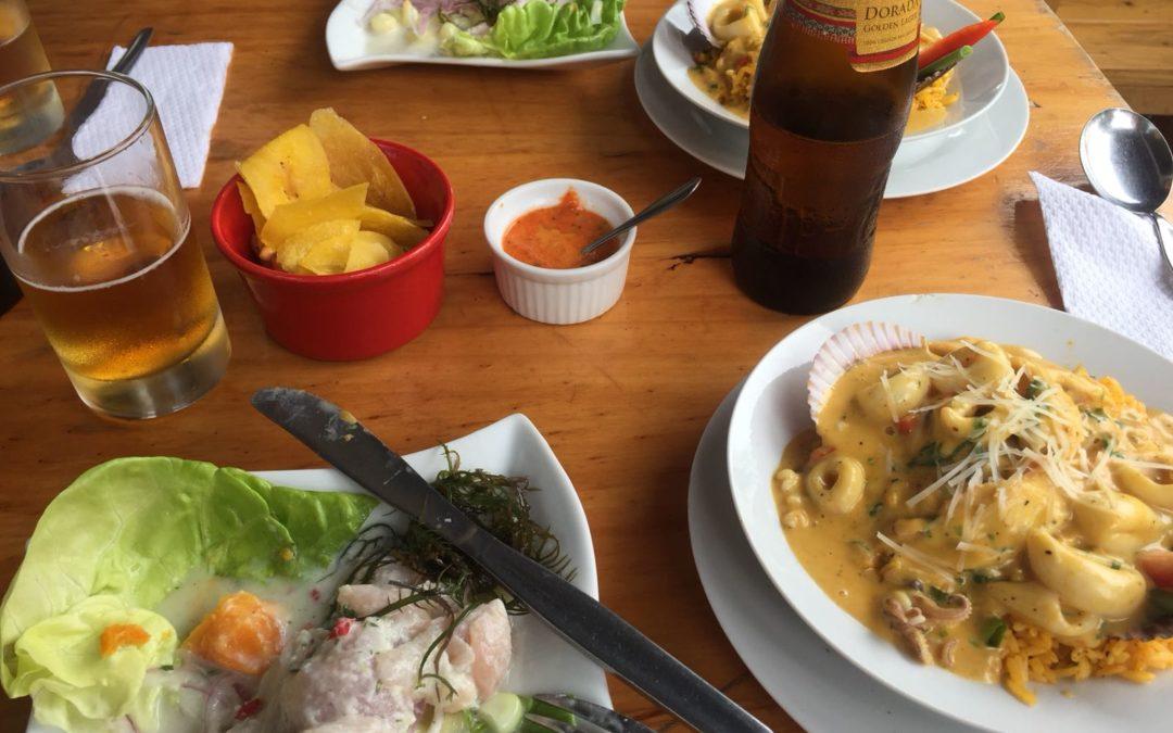 Lima, Let's Eat