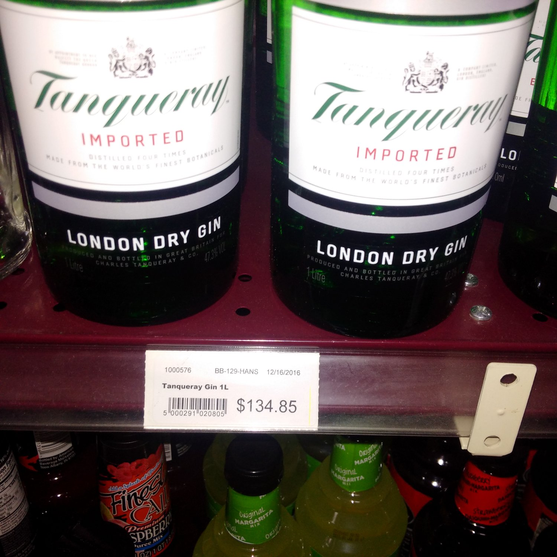 gin Barbados