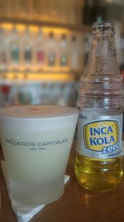 Inka Kola, Lima, Peru