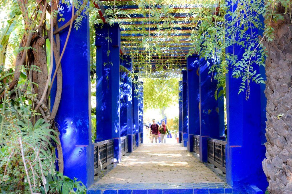 Majorelle Garden Morroco