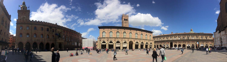 Piazza Maggiore Italy