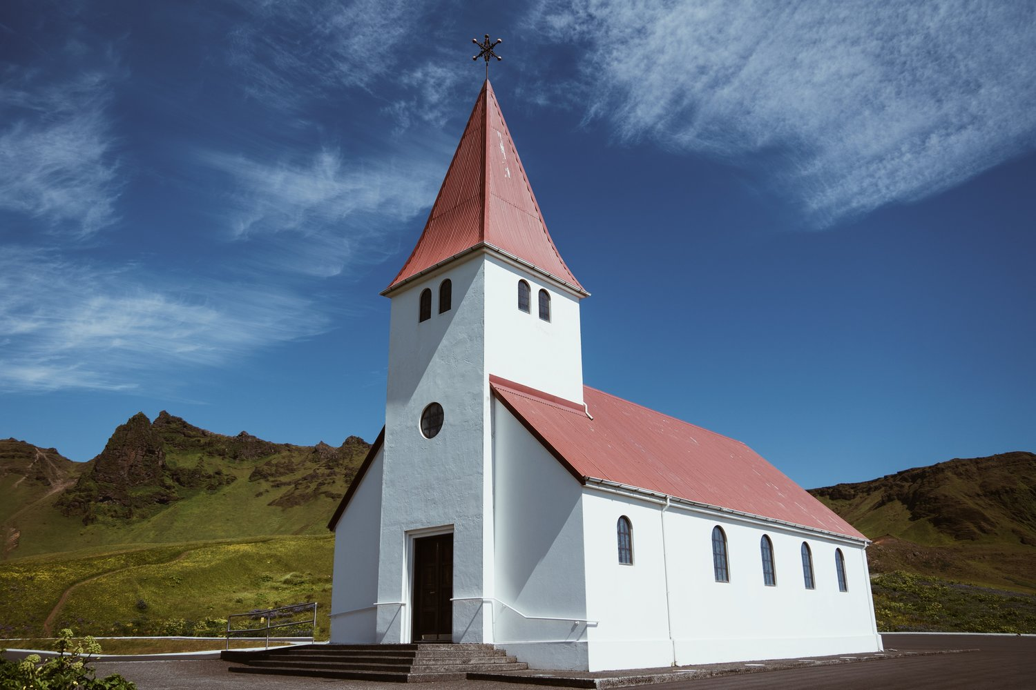 small church in Iceland