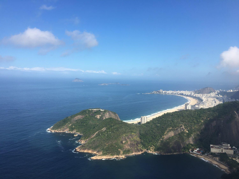Rio Brazil view