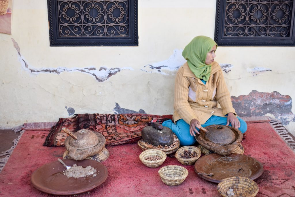 traditional food in Morroco