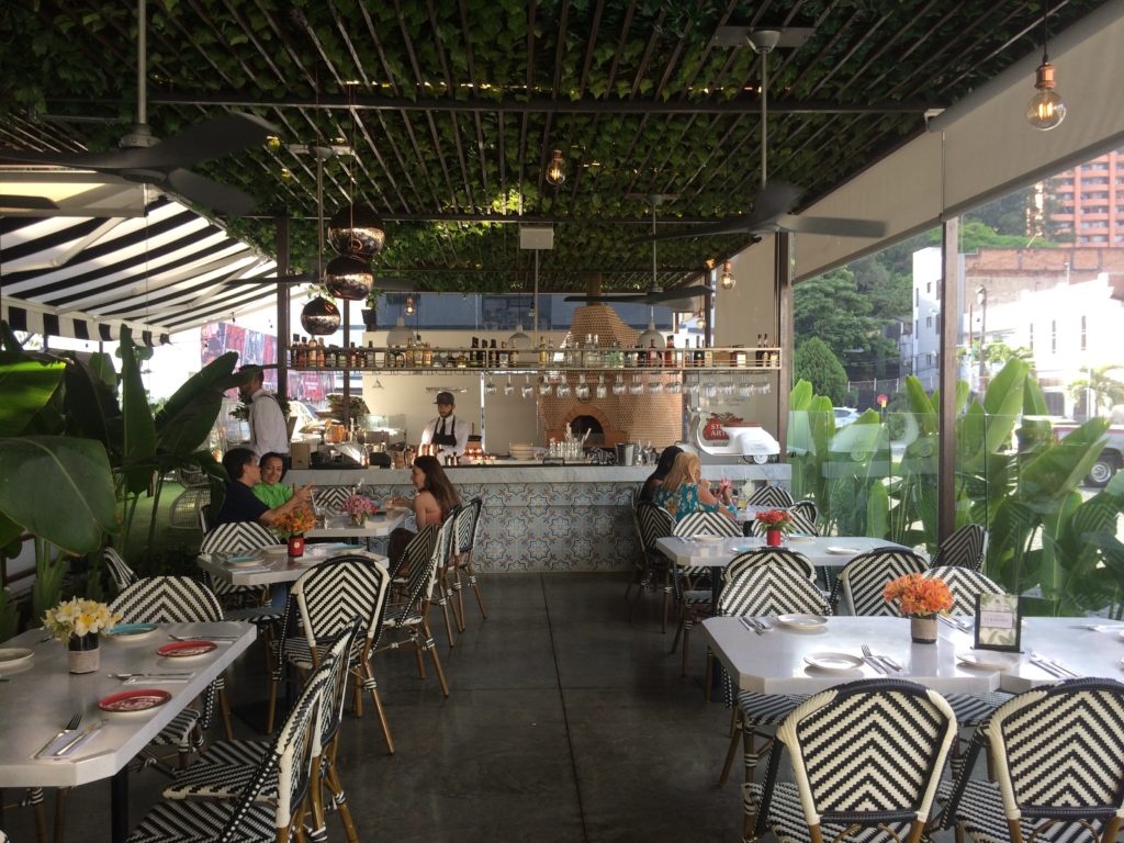 Cali, Colombia restaurant, El Penon