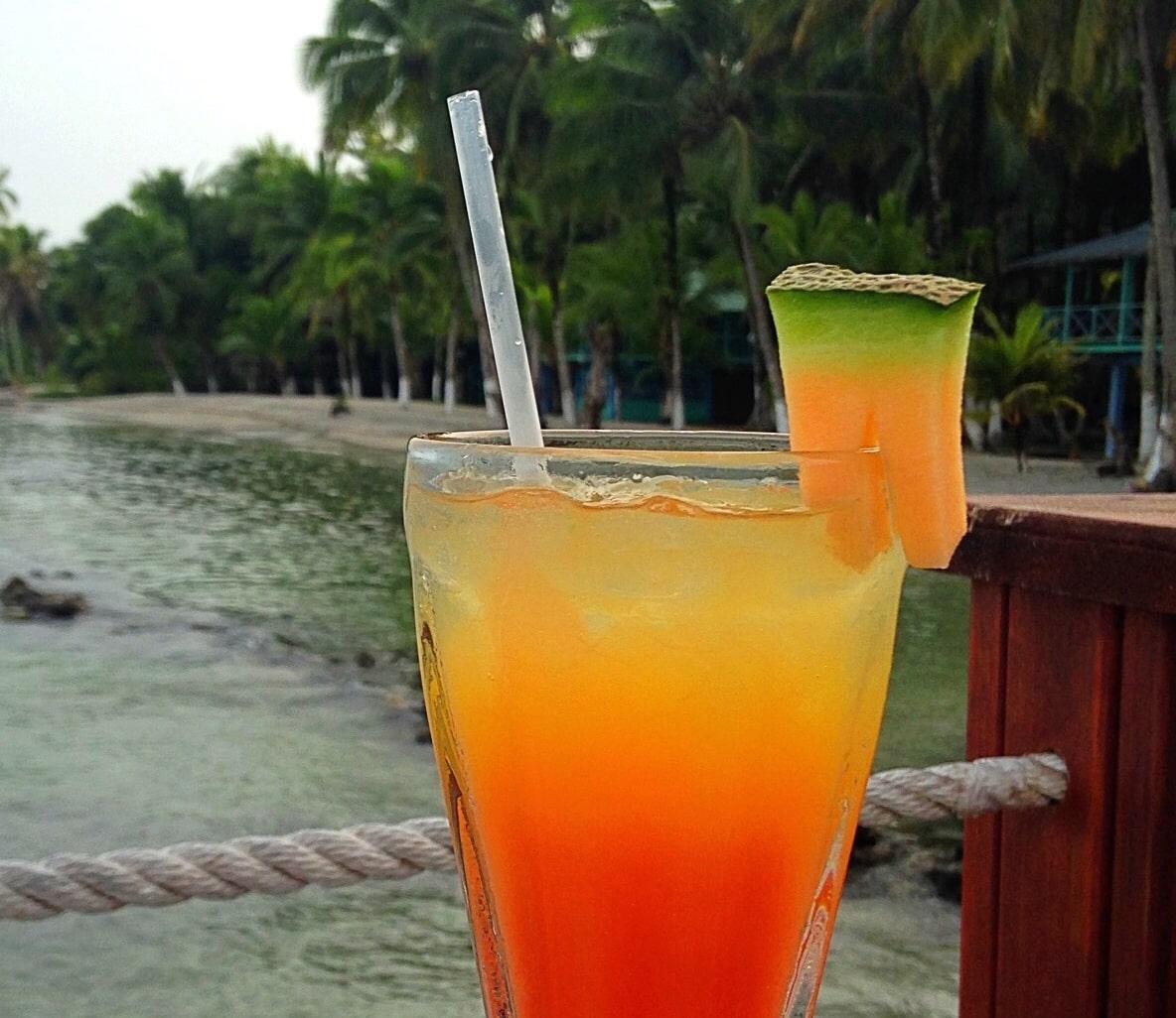 drinking in Panama