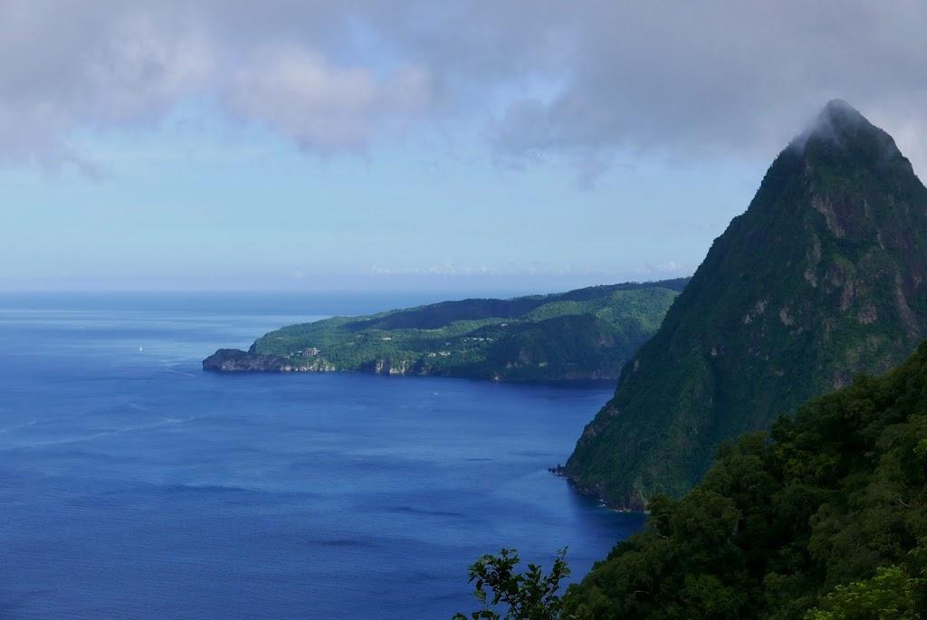 St Lucia's Gros Piton