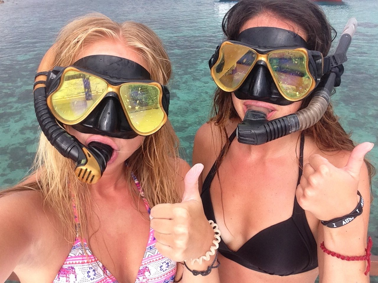 snorkeling in Komodo Islands