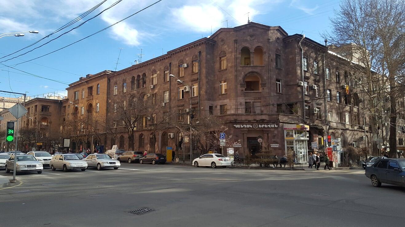 Yerevan architecture