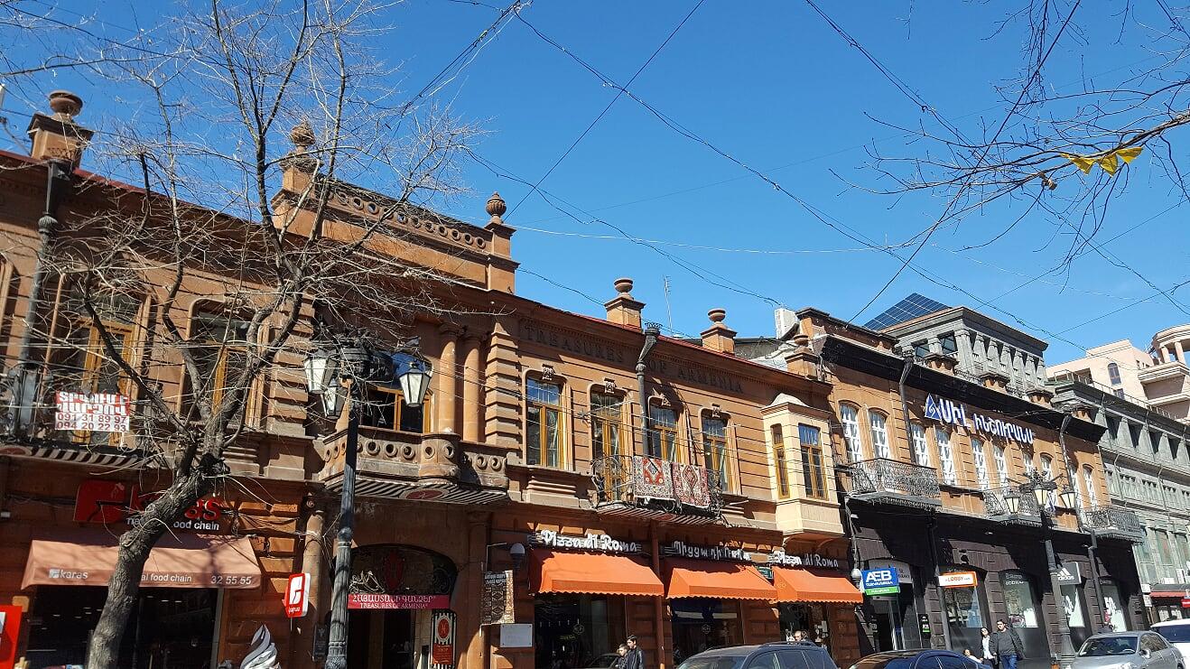 Yerevan, Aremenia