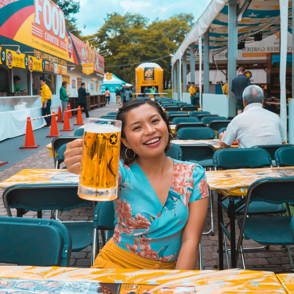 SAPPORO BEER FESTIVAL, ODORI PARK