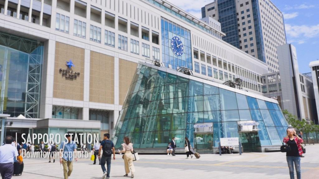 hokkaido-sapporo-shopping-station