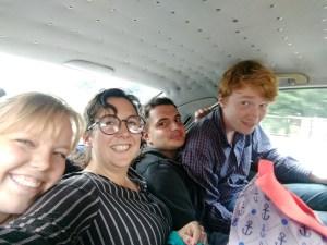 Kosovo taxi experience
