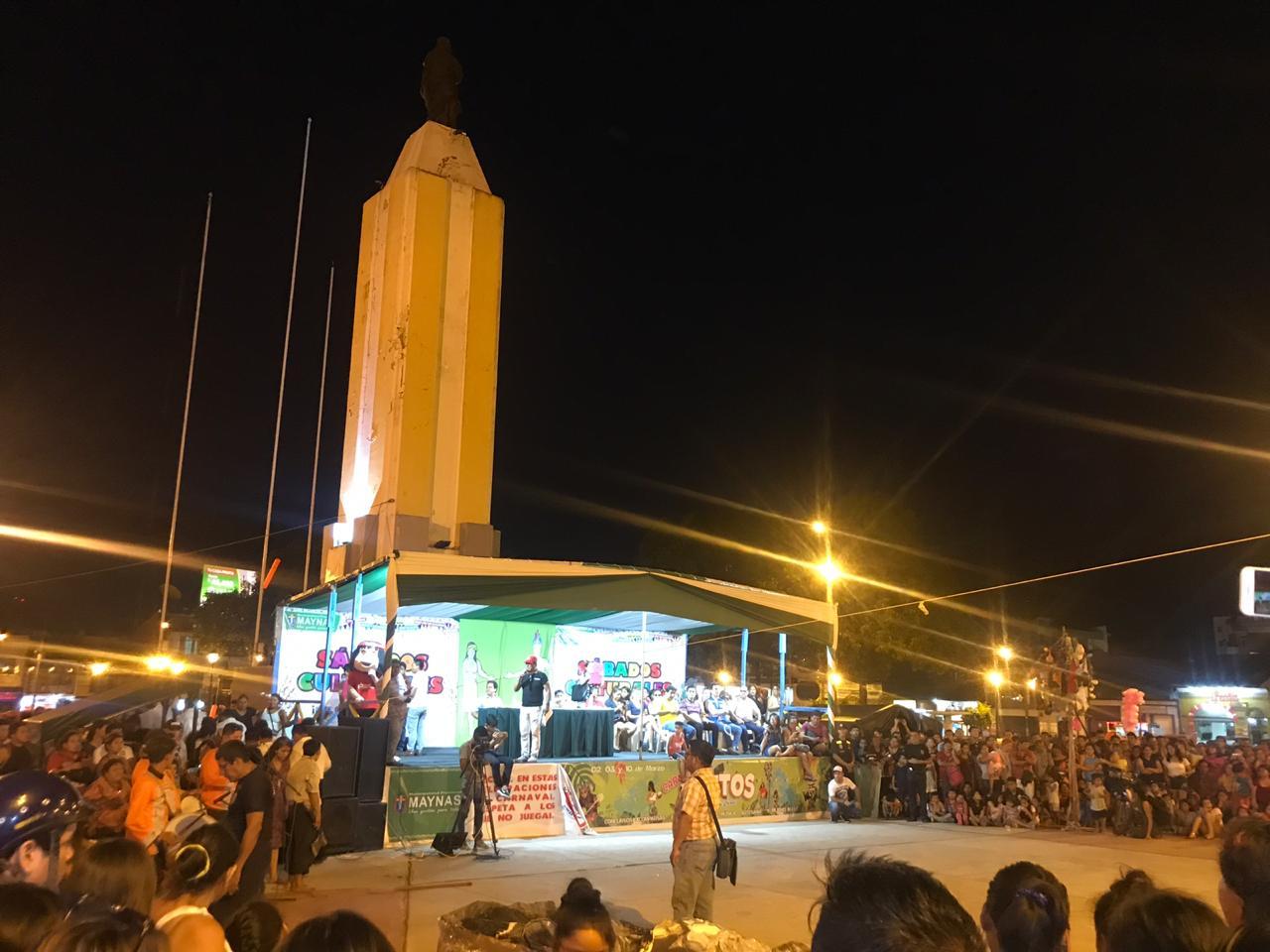 Iquitos Peru Carnival